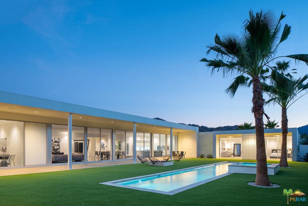 Palm Springs Neighborhood
