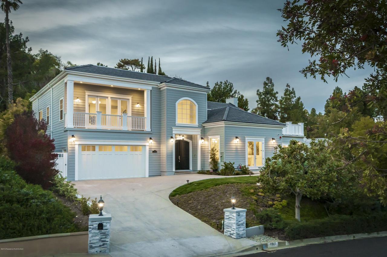 Photo of 10843 PORTOFINO PLACE, Los Angeles, CA 90077