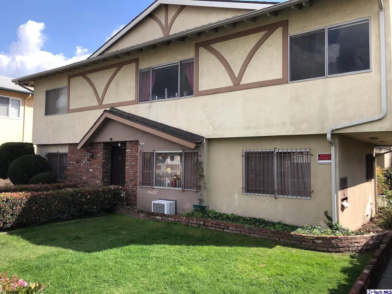 Property for sale at 1422 EAST MAPLE STREET, Glendale,  California 91506