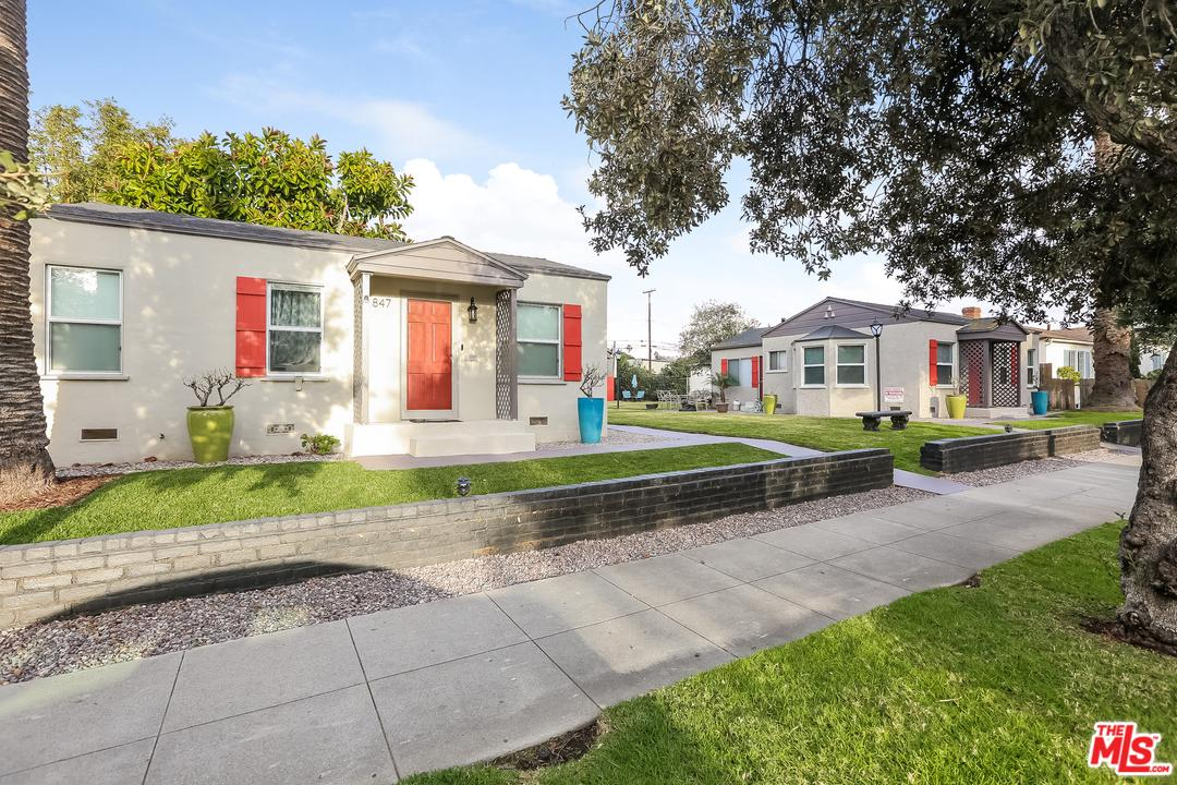 Property for sale at 1851 EUCLID ST, Santa Monica,  California 90404