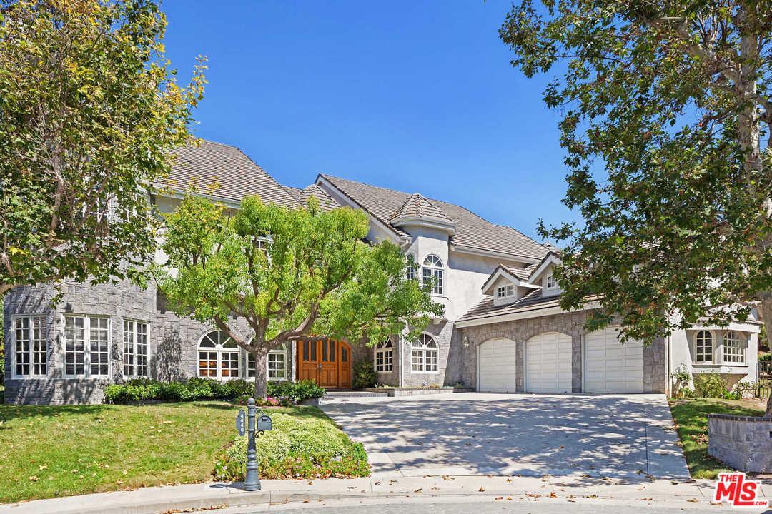 4440 VANCEBORO Court, Woodland Hills, CA 91364