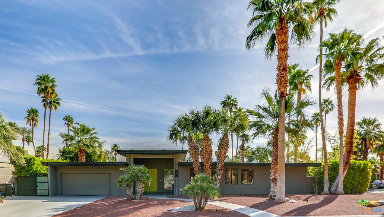 Property for sale at 1994 S YUCCA PL, Palm Springs,  California 92264