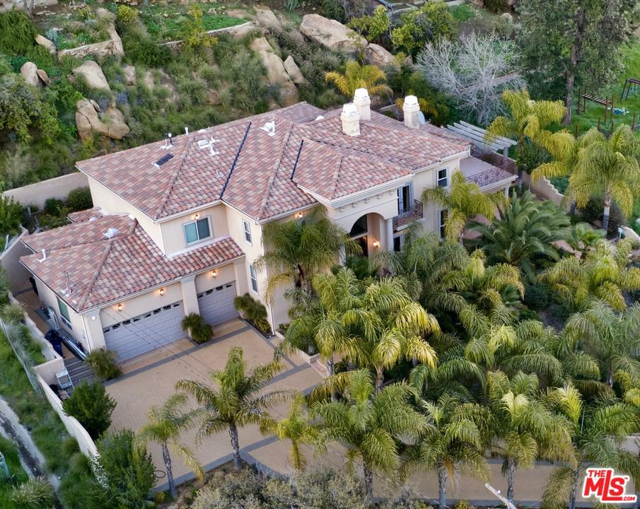 Photo of 23941 HOMEZELL DR, West Hills, CA 91304