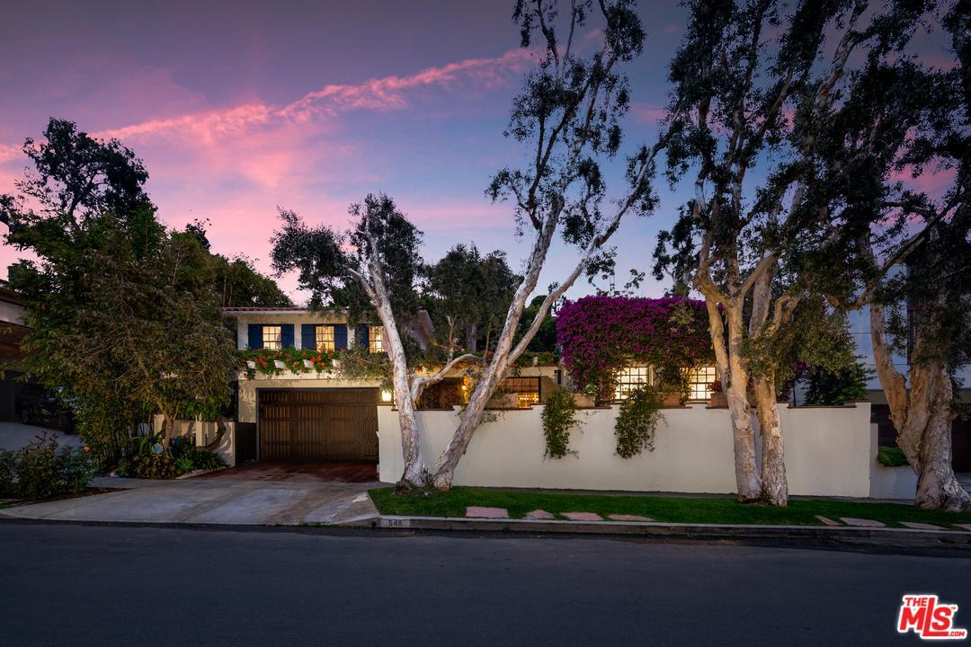 Photo of 548 DRYAD RD, Santa Monica, CA 90402