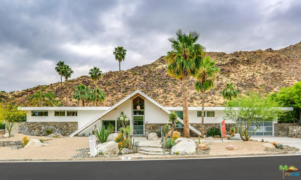 Photo of 755 W CRESCENT DR, Palm Springs, CA 92262