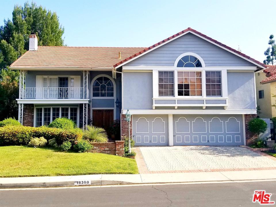 18300 CHATHAM Lane, Northridge, CA 91326