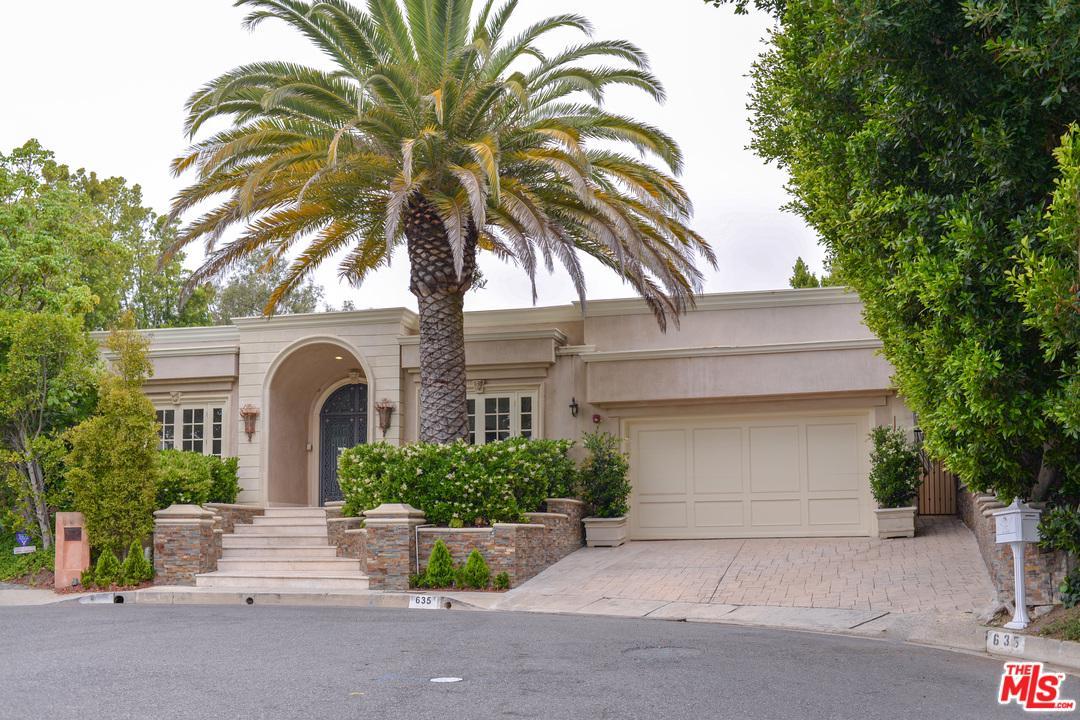 Photo of 635 BURK PL, Beverly Hills, CA 90210
