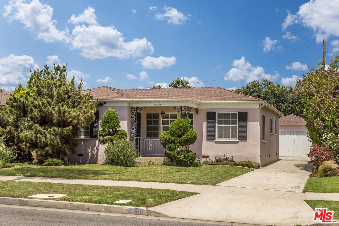 Photo of 4264 LE BOURGET AVE, Culver City, CA 90232