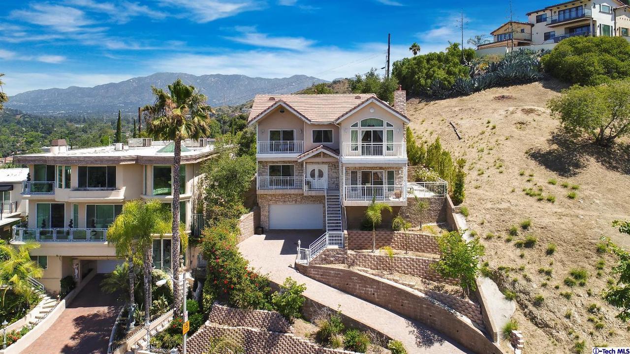 1857 ARVIN Drive, Glendale, CA 91208