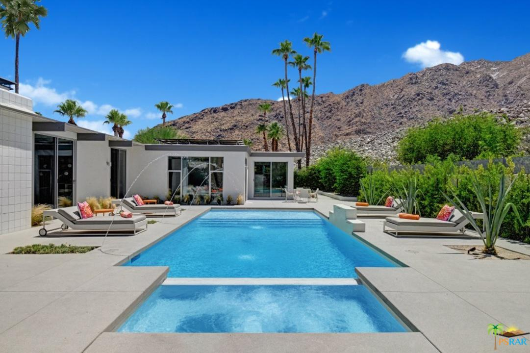 Photo of 953 N ROSE AVE, Palm Springs, CA 92262