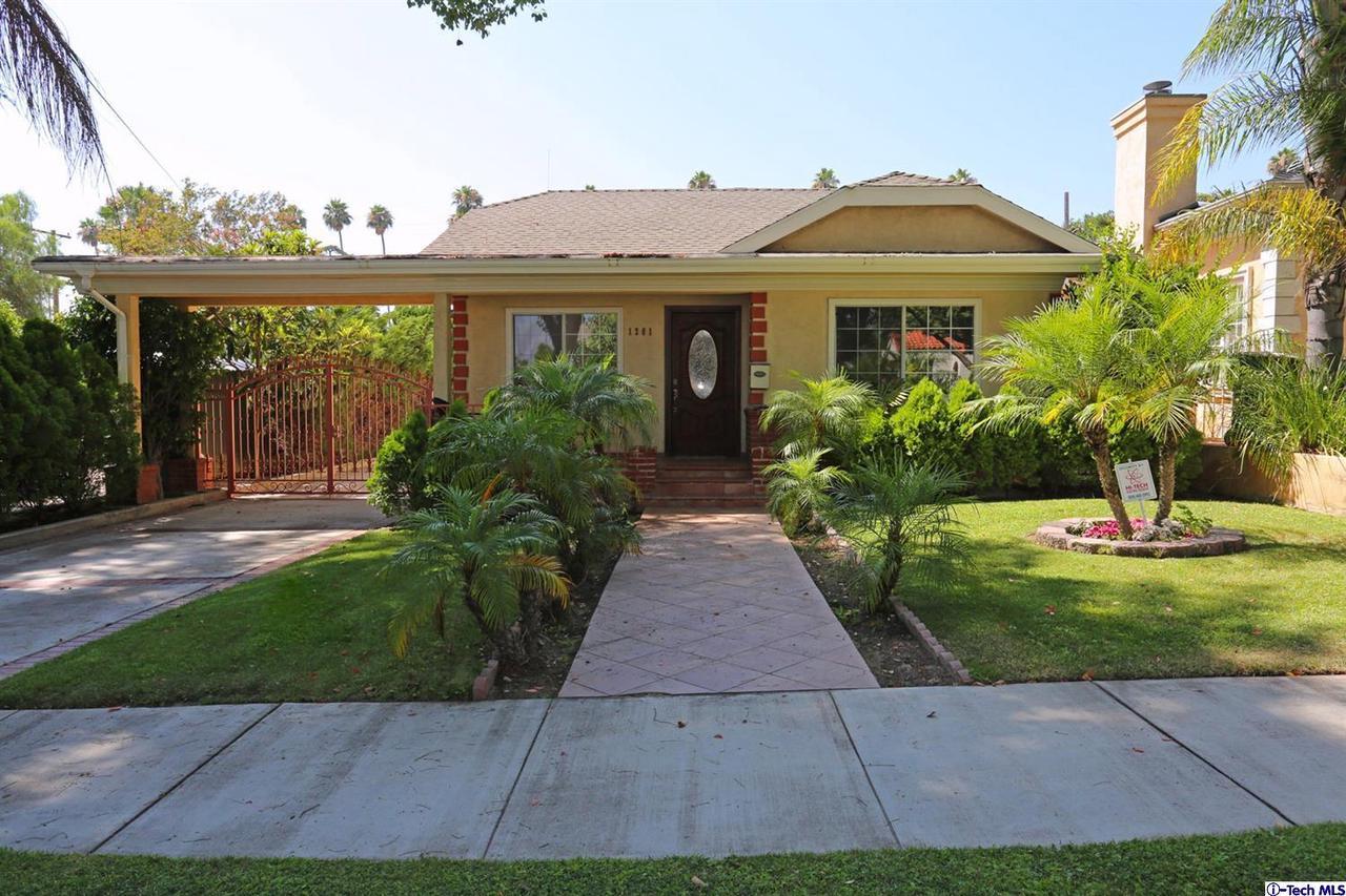 1261 ALLEN Avenue, Glendale, CA 91201