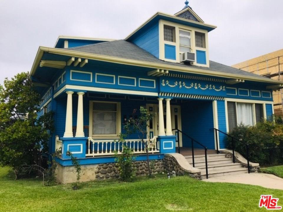 731 South MARENGO Avenue Pasadena, CA 91106