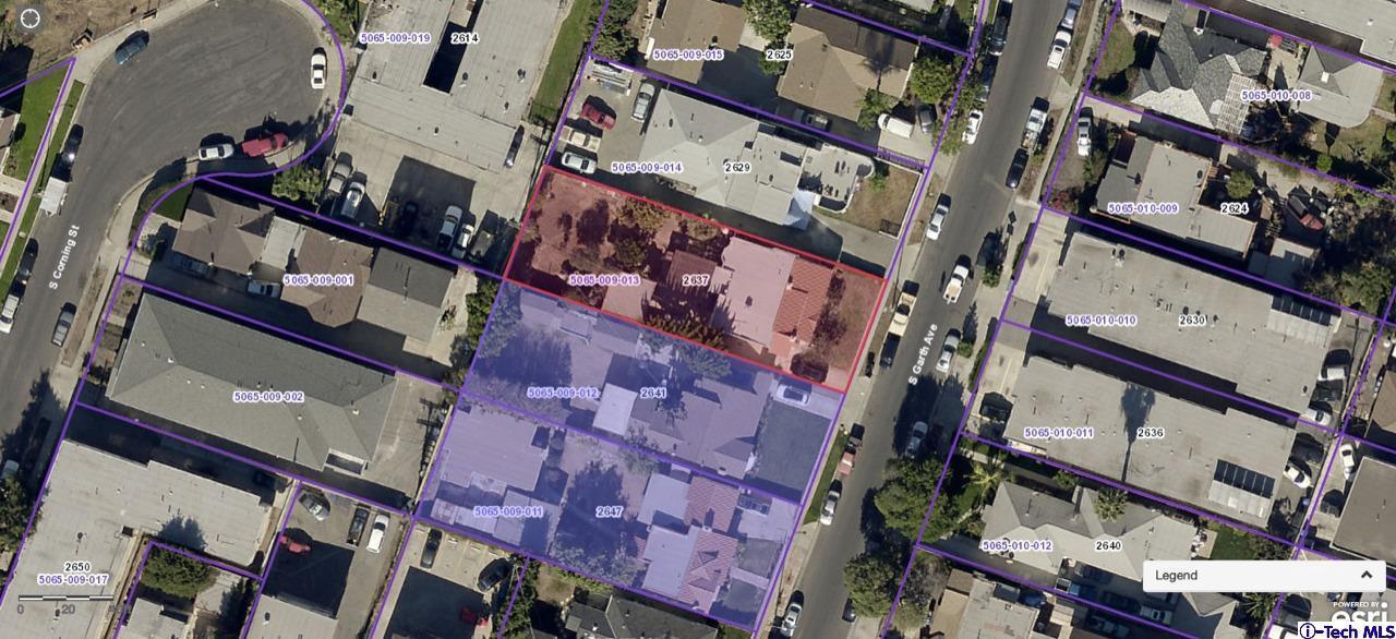 Photo of 2637 SOUTH GARTH AVENUE, Los Angeles, CA 90034