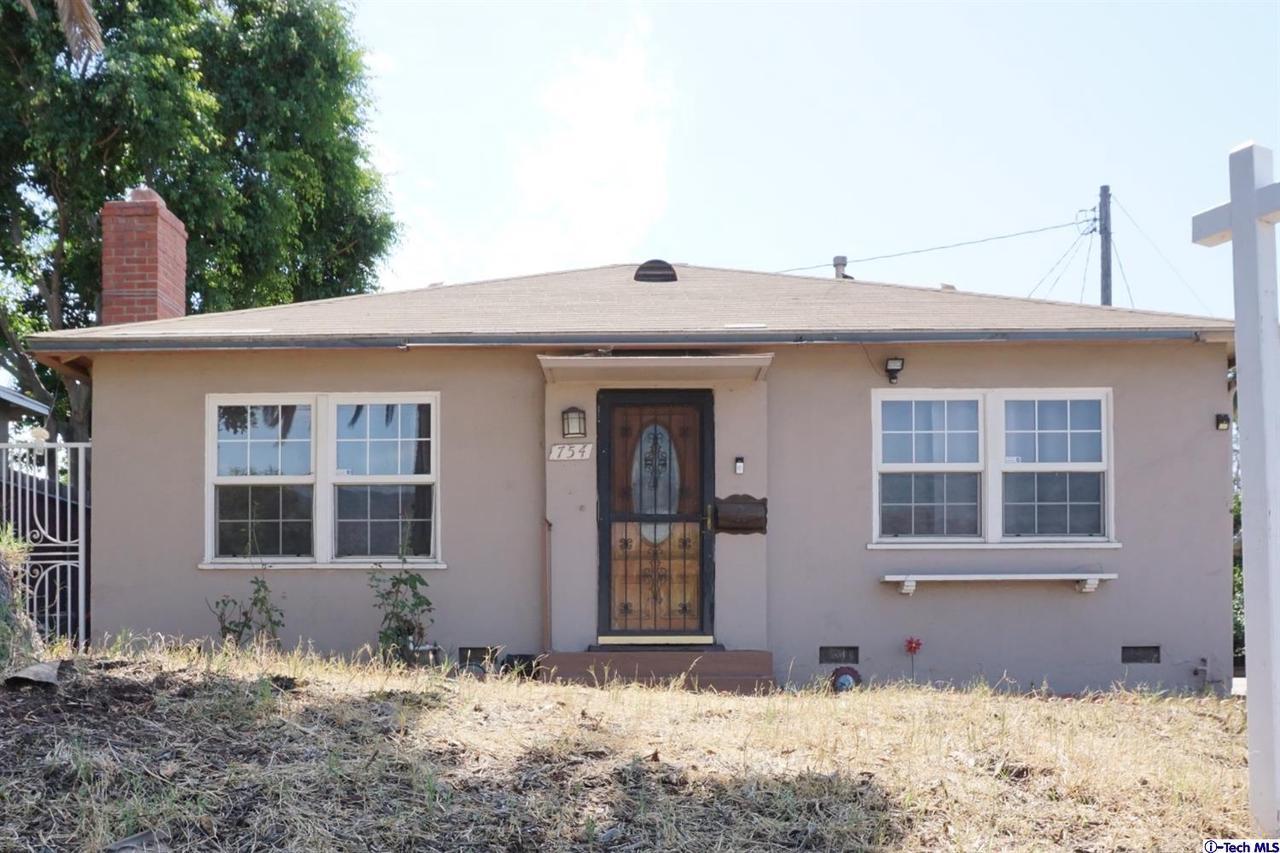 754 FAIRCOURT Lane, Glendale, CA 91203