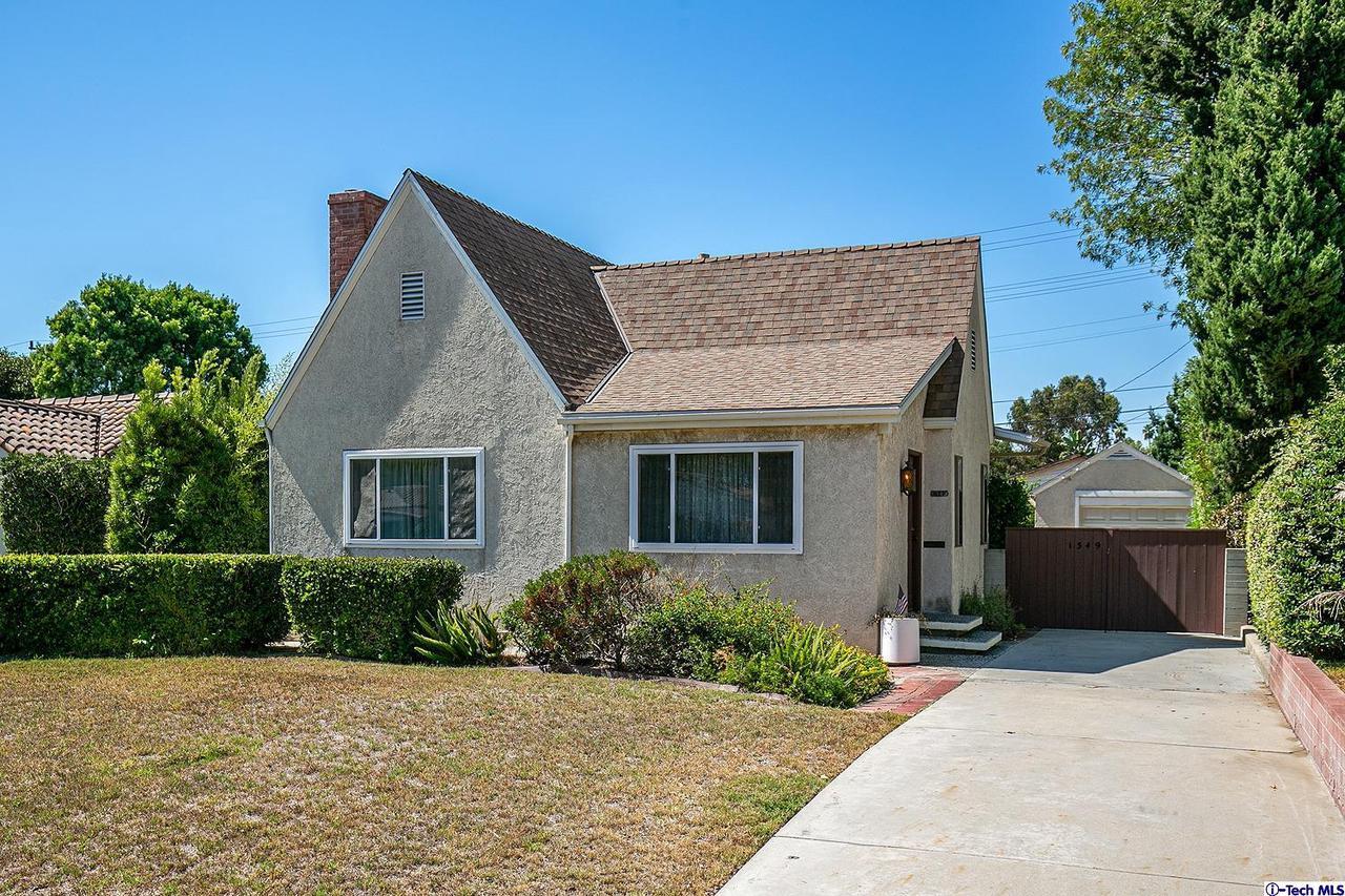 1349 THOMPSON Avenue, Glendale, CA 91201