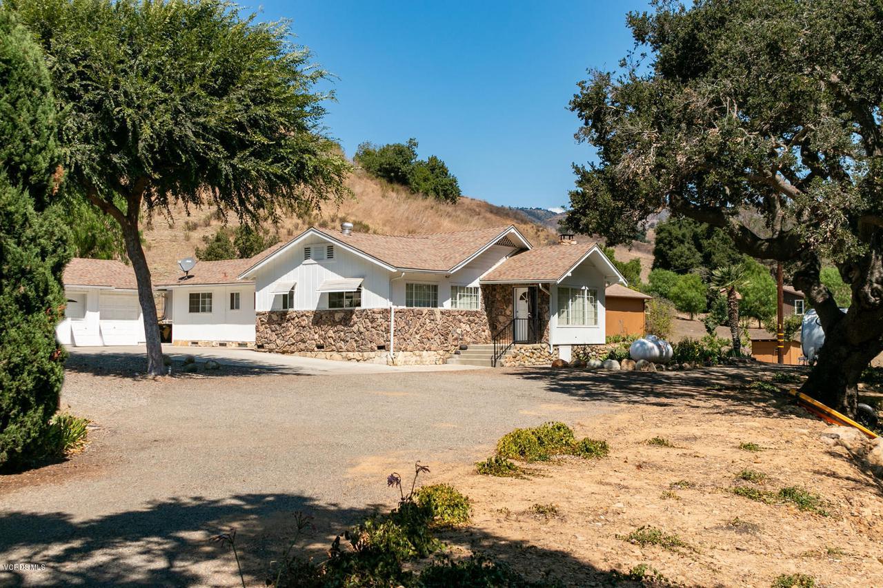 Photo of 5997 WHEELER CANYON Road, Santa Paula, CA 93060