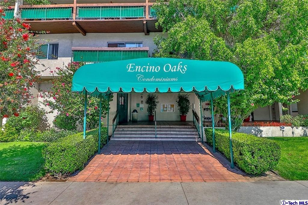 Photo of 5460 WHITE OAK AVENUE #C204, Encino, CA 91316