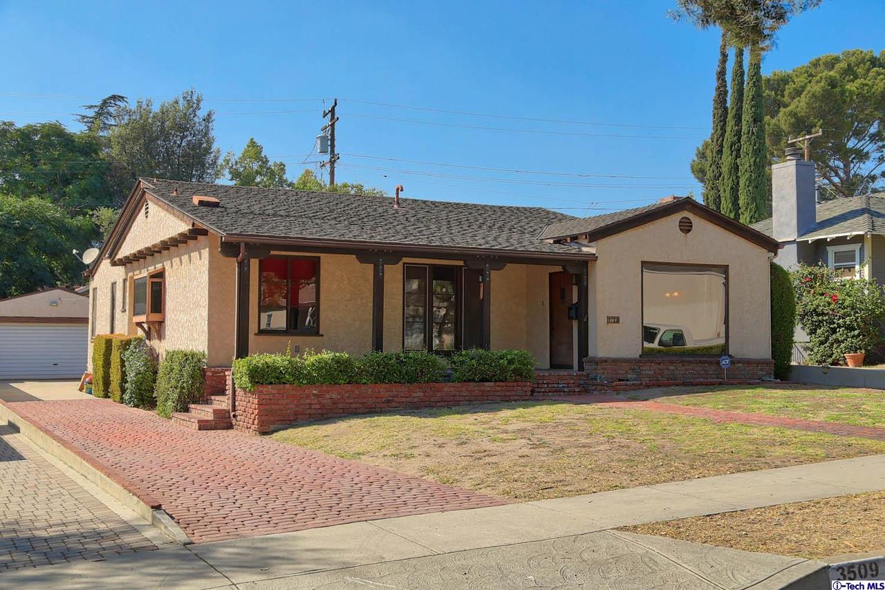 3509 DOWNING Avenue, Glendale, CA 91208