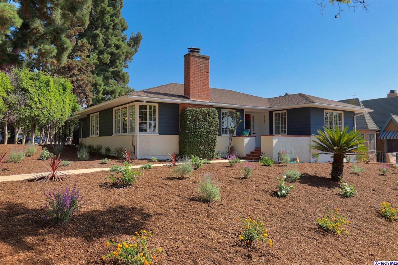 1260 N JACKSON Street, Glendale, CA 91207