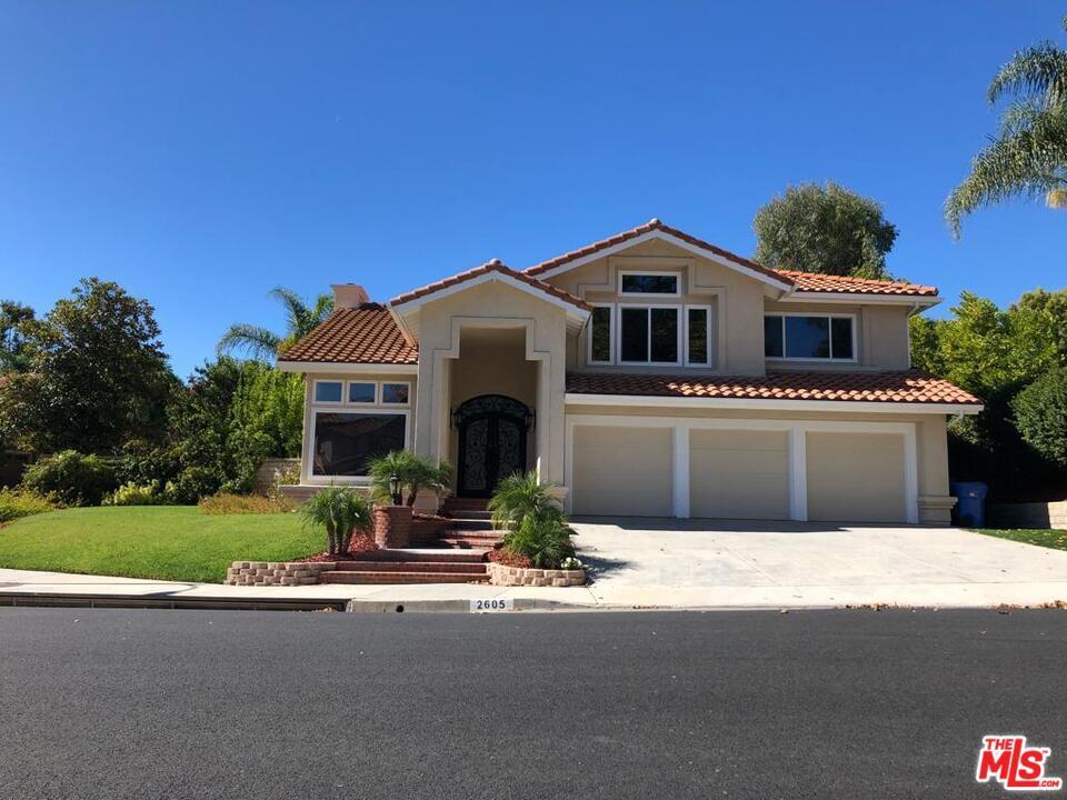 2605 GRANDOAKS Drive, Westlake Village, CA 91361