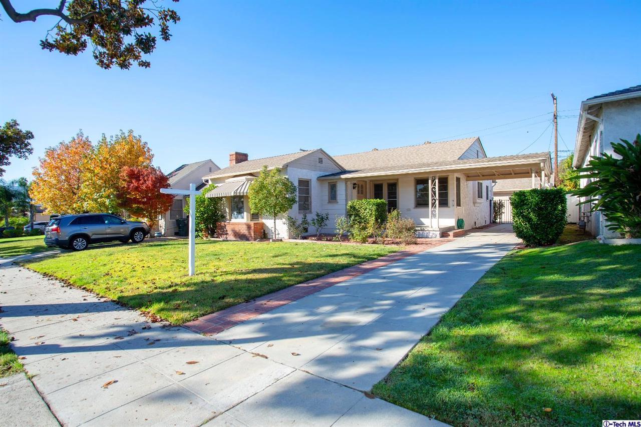 1201 GRAYNOLD Avenue, Glendale, CA 91202